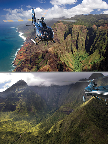 Ultimate Kauai Adventure Early Bird Helicopter Tour